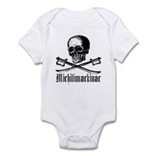 Michilimackinac Pirate Infant Bodysuit