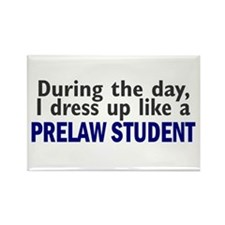 Dress Up Like A PreLaw Student Rectangle Magnet