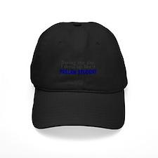 Dress Up Like A PreLaw Student Baseball Hat