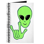 ILY Alien Journal
