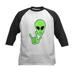 ILY Alien Kids Baseball Jersey