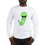 ILY Alien Long Sleeve T-Shirt
