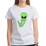ILY Alien Women's T-Shirt