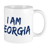 I am Georgia Small Mug