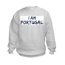 I am Portugal Sweatshirt