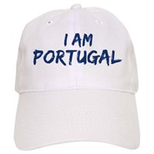 I am Portugal Baseball Cap