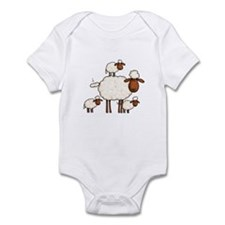 love ewe (no txt) Infant Bodysuit