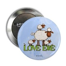 "love ewe 2.25"" Button (100 pack)"