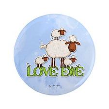 "love ewe 3.5"" Button (100 pack)"