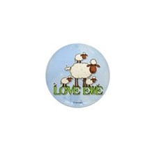 love ewe Mini Button (10 pack)