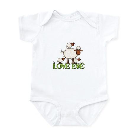 love ewe Infant Bodysuit