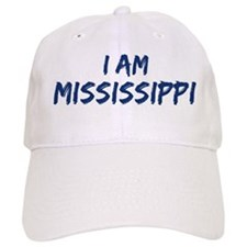 I am Mississippi Baseball Cap