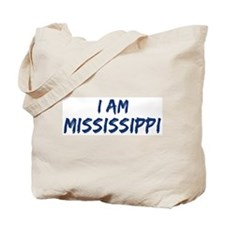 I am Mississippi Tote Bag