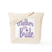Mother of Bride:Classy Violet Tote Bag