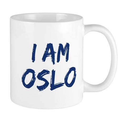 I am Oslo Mug