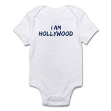 I am Hollywood Infant Bodysuit