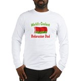 Coolest Belarusian Dad Long Sleeve T-Shirt