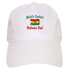 Coolest Bolivian Dad Baseball Cap