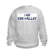 I am Simi Valley Sweatshirt