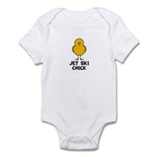 Jet Ski Chick Infant Bodysuit