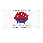 Republic Pig Banner