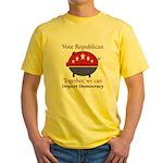 Republic Pig Yellow T-Shirt