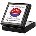 Republic Pig Keepsake Box