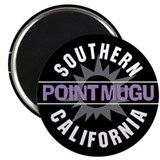 "Point Mugu California 2.25"" Magnet (10 pack)"