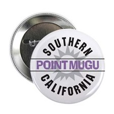 "Point Mugu California 2.25"" Button (10 pack)"