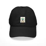 MICHAUD Family Crest Black Cap