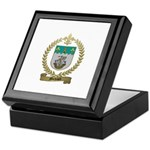 MICHAUD Family Crest Keepsake Box