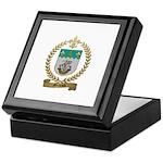 MICHAUD Family Crest Keepsake Box