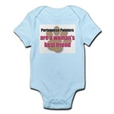 Portuguese Pointers woman's best friend Onesie