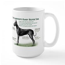 Gardener's Helper (Black) Mug