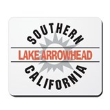 Lake Arrowhead California Mousepad