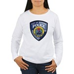 Henning Police Women's Long Sleeve T-Shirt