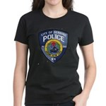 Henning Police Women's Dark T-Shirt