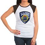 Henning Police Women's Cap Sleeve T-Shirt