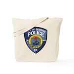 Henning Police Tote Bag