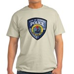 Henning Police Light T-Shirt
