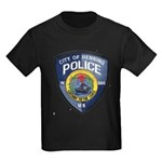Henning Police Kids Dark T-Shirt