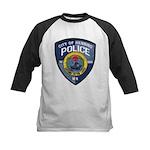 Henning Police Kids Baseball Jersey