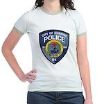 Henning Police Jr. Ringer T-Shirt