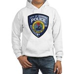 Henning Police Hooded Sweatshirt