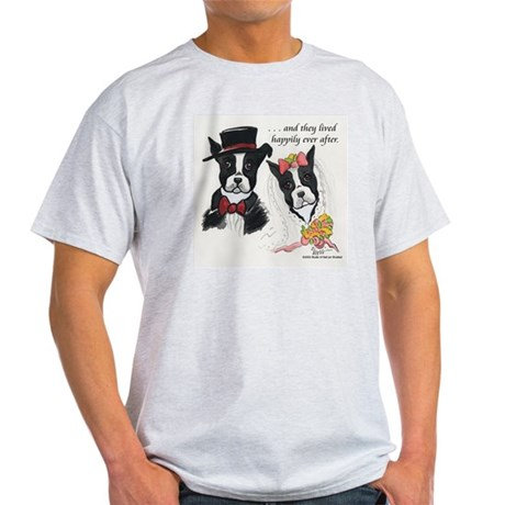 A Boston Wedding Light T-Shirt