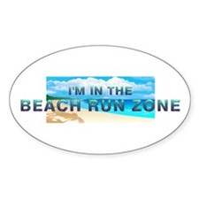 Beach Run Decal