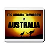 AUSTRALIA Mousepad