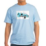 Ingarm Light Blue T-Shirt