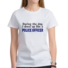 Dress Up Like A Police Officer (Day) Tee