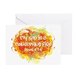 Consuming Fire Greeting Cards (Pk of 10)